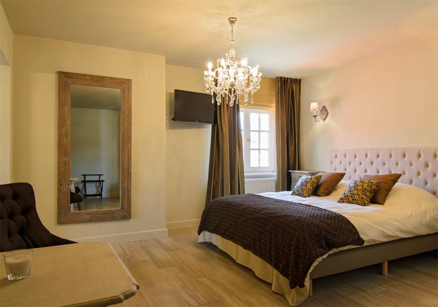 B b het merelnest kamer 3 for Kamer interieur